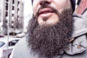 Barber's son offers hair loss tip